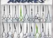 Afilado de tijeras para cortar cabello