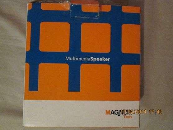 Parlantes multimedia para pc nuevos