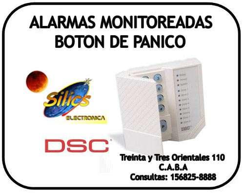 Instalamos alarmas monitoreadas