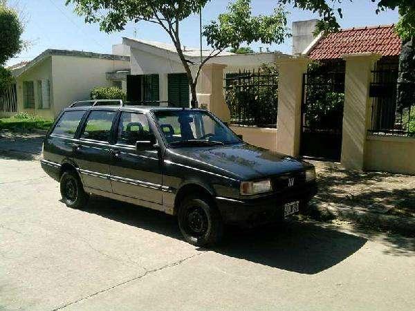 Vendo fiat duna weekend diesel 1.7 mod.94