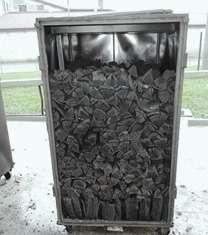 Hornos Metálicos Para Fabricar Carbón Vegetal Larga Vida