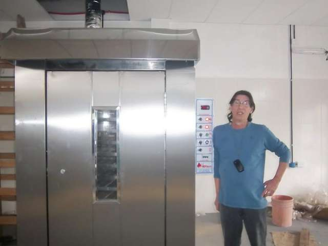 Servicio mecanico y electrico de hornos rotativos