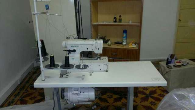 Maquinas industriales de costura