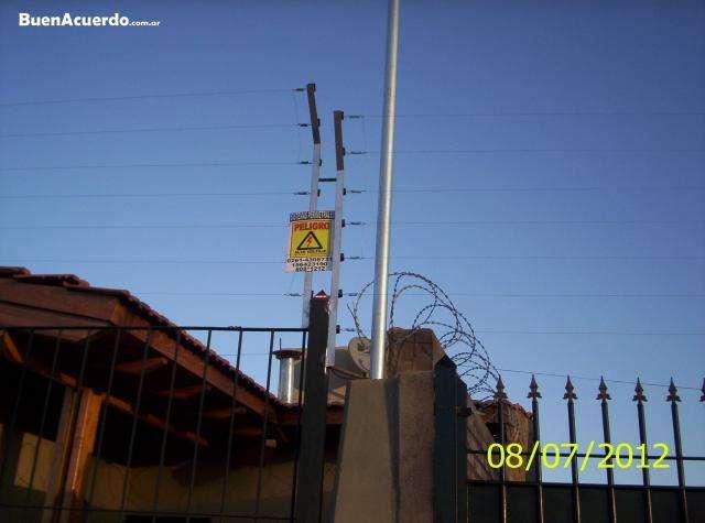 Fotos de Cercos electricos y concertinas sistemas perimetrales mendoza 5