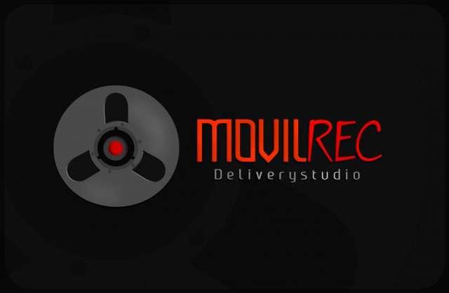Movil rec- estudio de grabacion movil