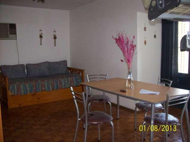 Confortable departamento centro séptimo piso desde $650 por día