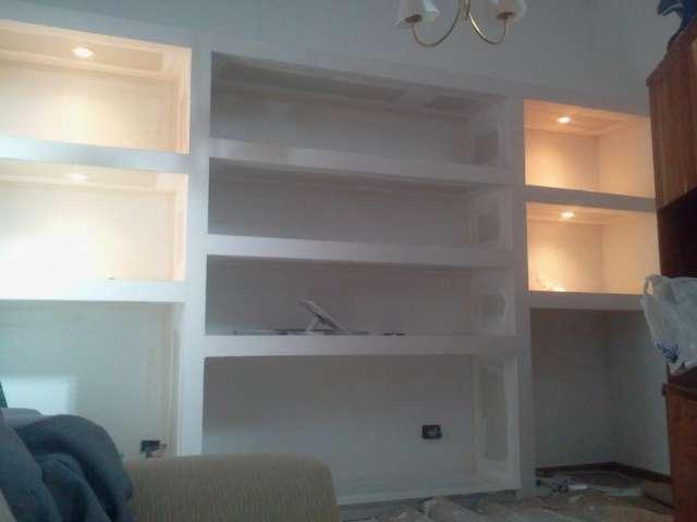 Durlock fabricamos muebles y trabajos en gral