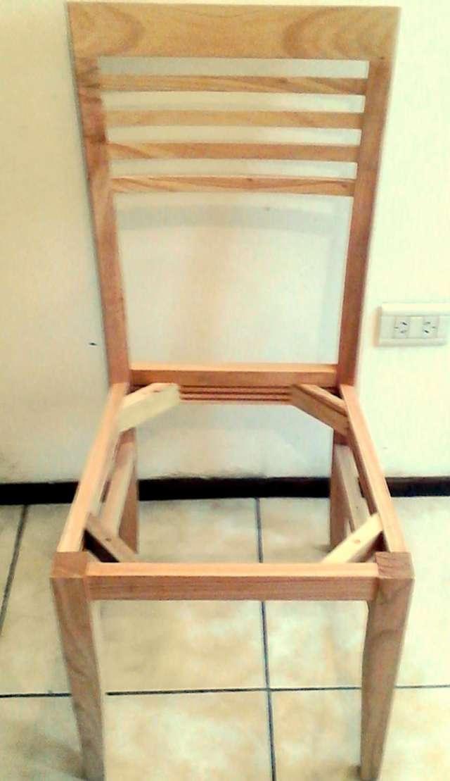 Esqueleto de sillas- directo de fabrica
