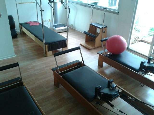 Pilates en belgrano -obligado pilates-