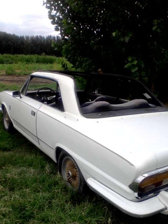 Torino ts convertible unico
