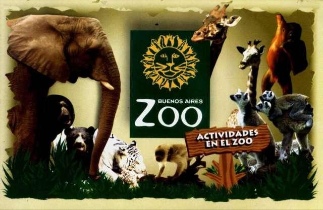 Zoológico de buenos aires vacaciones de invierno traslados desde rosario