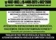 Remolques Gruas Auxilio Pablo Nogues **15-4400-2072**