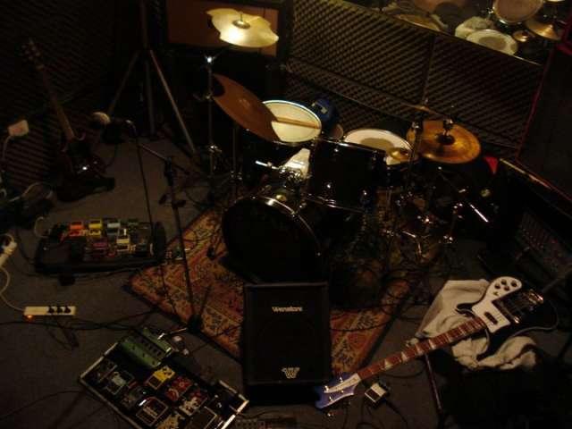Salas de ensayo sonora