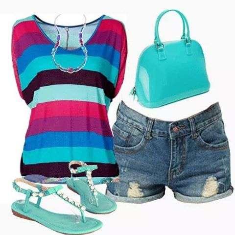 Feria americana compra ropa usada de marca