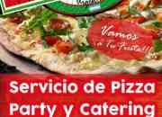 Pizza party x metro la mejor medida para tu fiesta