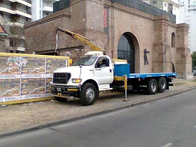 Alquiler grúas telescópicas / hidrogruas / camiones / autoelevadores