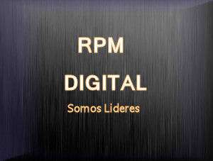 Conversión de video y audio a dvd - rpm digital
