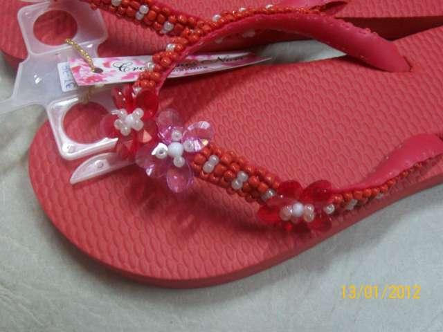 69350441 Ojotas bordadas x mayor en Florencio Varela - Ropa y calzado | 899073.