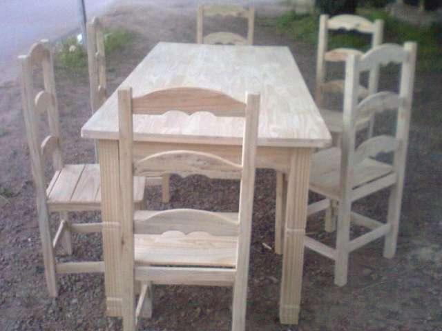 Sillas y mesas de primera calidad