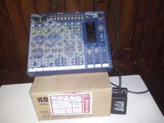 Vendo consola skp pro audio8