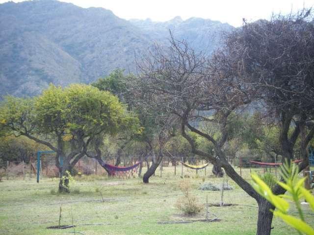 Merlo san luis argentina venta dueño directo casa al pie de las sierras con gran parque excelente zona turistica