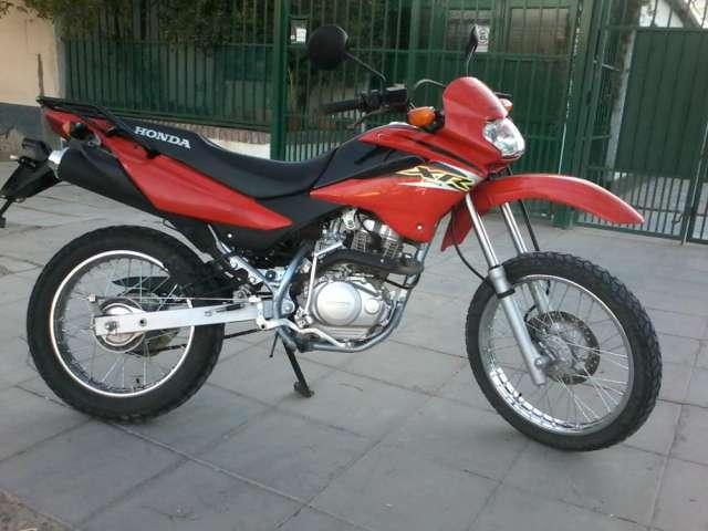 Moto Honda 125 Enduro Idea Di Immagine Del Motociclo