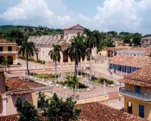 Alquiler de dormitorios en hostal casa helvetia trinidad - cuba