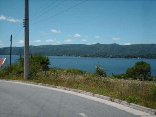 2 terrrenos en carlos paz con la mejor vista al lago.! lotes de categoria!