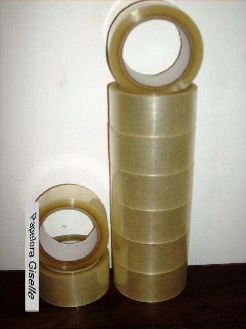 Cintas para embalaje de fabrica 48x100-transparentes