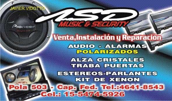 Alarma dp20 instalada 1200, instalacion de estereos, parlantes, alarmas, ... denunciar asd music & security autoradio sound drink instalacion de estereos, parlantes, alarmas, potencias, xenon, wofer