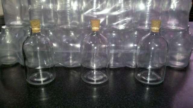 Envases de vidrio para souvenir x 100 cc