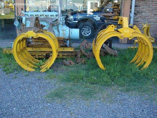 Vendo garras hidraulicas
