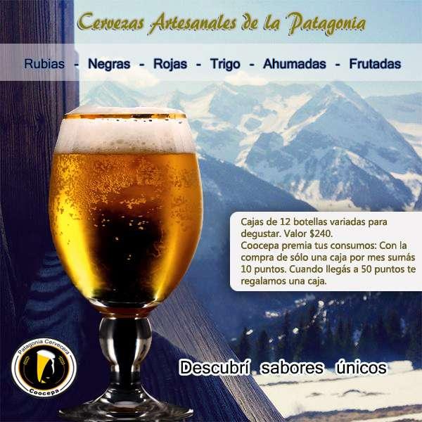 Cervezas artesanales de la patagonia