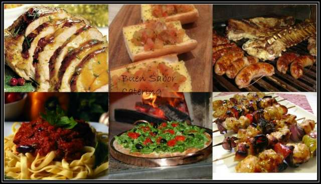 Servicio de pizza party a domicilio
