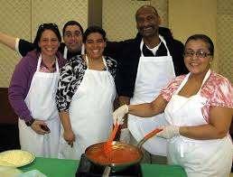 Profesional de cocina en restaurante en dubái