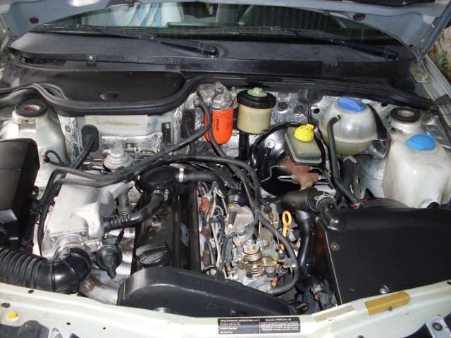 Volkswagen gol 3p 1.9 sd dublin dh aa