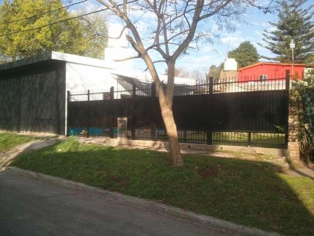 Casa zona residencial en don torcuato