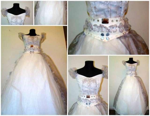 Vestido de quince y novias