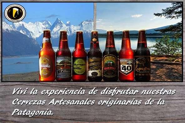 Coocepa cervezas artesanales de la patagonia