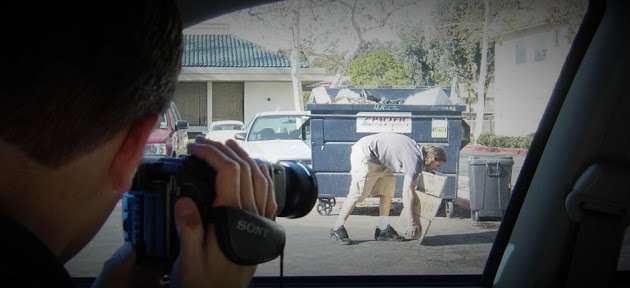 Detective privado profesional.
