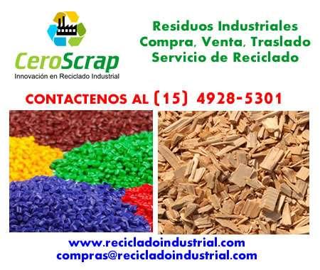 Limpieza de fábricas servicio de reciclado en quilmes contactenos: 1549285301