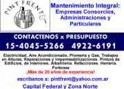 Herreria de obra y artistica zona Recoleta Llamenos (15-4045 5266)
