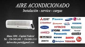 Instalacion aire acondicionado split tecnicos matriculados