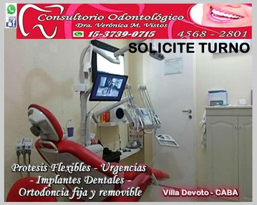 Tratamiento conducto urgencia villa devoto turnos al 15-3739-0715
