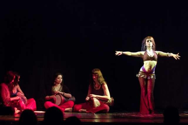 Shows para fiestas * bailar tribal