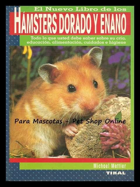 El nuevo libro de los hamsters dorado y enano - ed. española