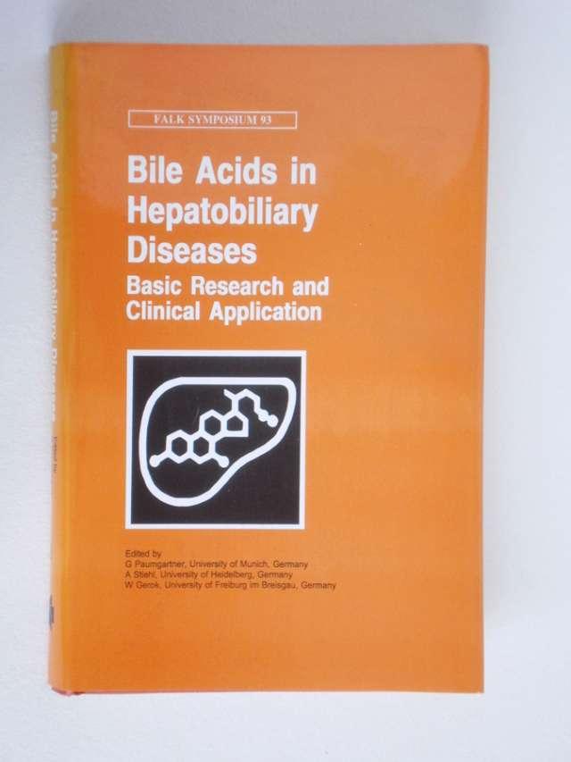 Acido biliar en enfermedades hepatobiliares. paumgartner.