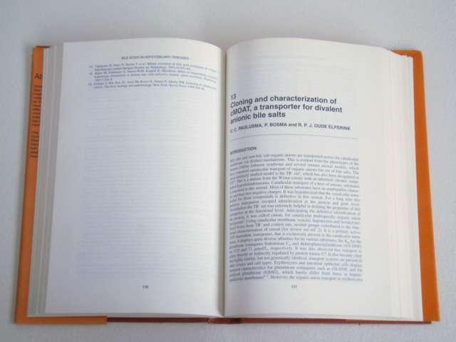 Fotos de Acido biliar en enfermedades hepatobiliares. paumgartner. 3