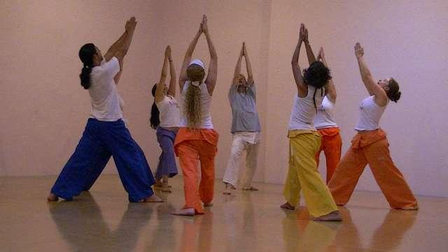 Formación en uccara yoga ? el arte del guerrero espiritual