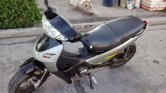 Vendo moto gilera 110 tunig modelo 2007